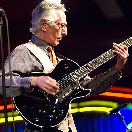 BIX TOP ACT: Pat Martino Trio