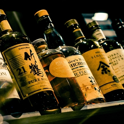 Japan Whisky-Tasting in der BIX Lounge -ausverkauft-