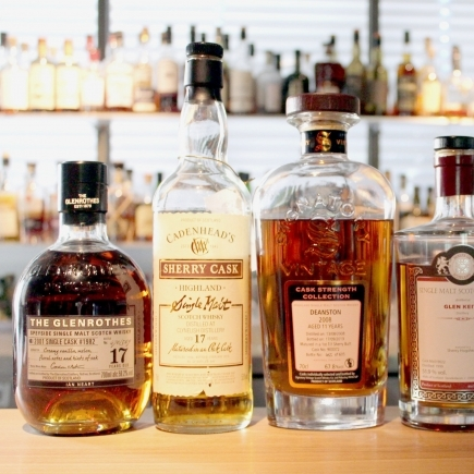 Whisky-Tasting: Single Cask Night Out